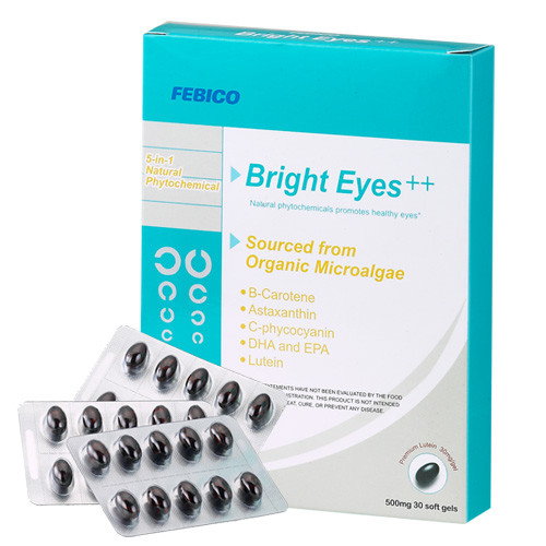 FEBICO Bright Eyes softgel