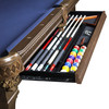 Ramsey Pool Table | 8 Foot | Whiskey Finish | Imperial