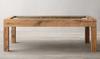 Parsons Air Hockey Table   White Oak   Brunswick
