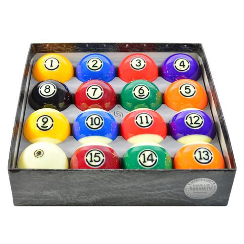 Aramith Tournament 2 1/4-in. Billiard Ball Set