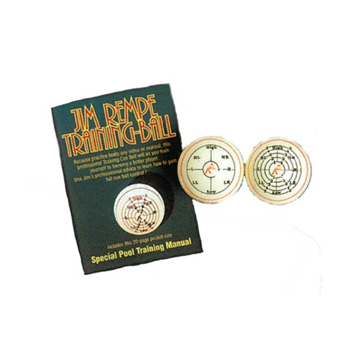 Jim Rempe Billiard Training Ball by Aramith