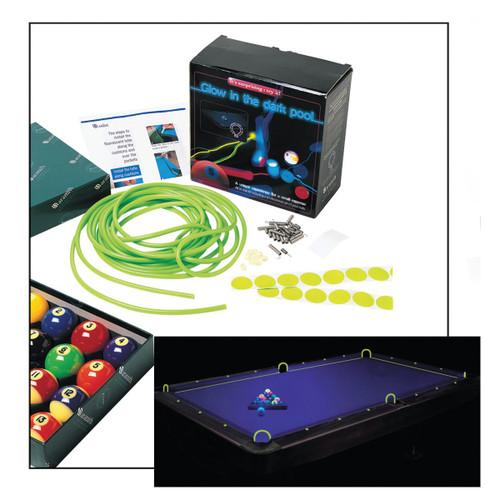 Aramith Glow in the Dark Pool Table Kit