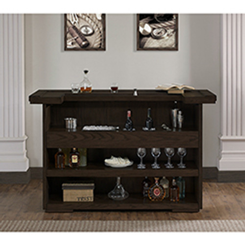 Heritage Bar | American Heritage Billiards Heritage Bar |Brown Finish | 600095RB