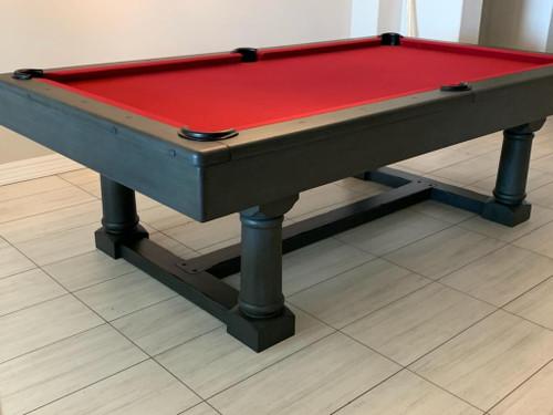 Nantucket Pool table | 8 Foot | Titan Blue | Brunswick