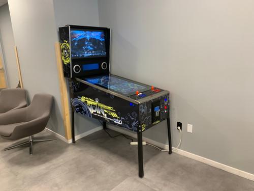 Electronic/ Virtual  Pinball 2000 games total