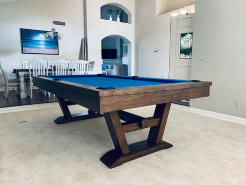 Scottsdale Pool Table | Whiskey | 8 Foot | Imperial Int.