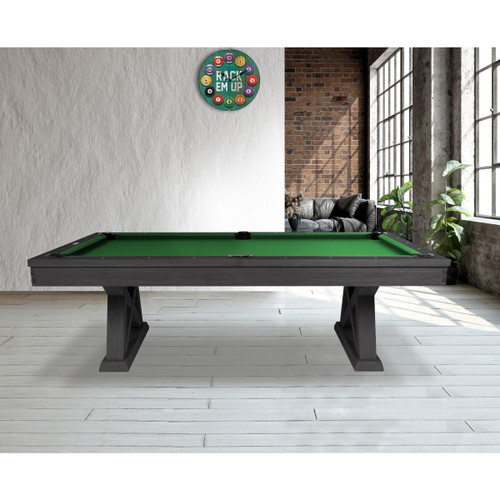 Laredo Pool Table | 8 Foot | Kona Finish | Imperial Int. | Shipping Included