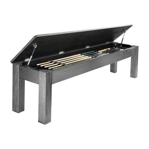 Unpadded Storage Bench | Multi Finish | Imperial