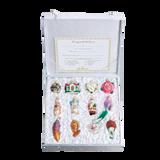 Bride's Collection ornaments