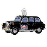 British Taxi ornament