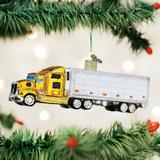 Semi Truck ornament