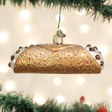 Cannoli ornament ornament