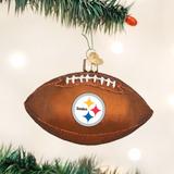 Pittsburg Steeler Football ornament
