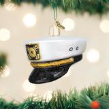 Captains Hat Ornament