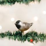 Cheery Chickadee ornament (clip-on)