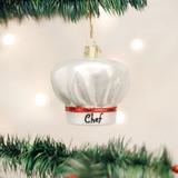 Chef's Hat Ornament