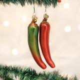 Chili Pepper  ornament - assorted