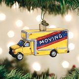 Moving Truck ornament