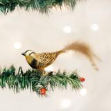 Meadowlark ornament (clip on)