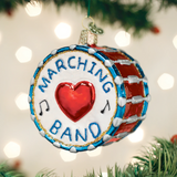 Marching Band Drum ornament