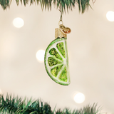 Lime Slice ornament
