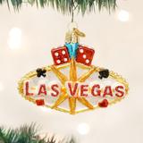 Las Vegas Sign ornament