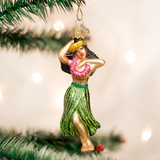 Hula Dancer ornament