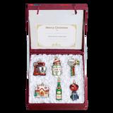 House Warming  Ornament Set