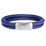 Lake Rope Bracelet - navy blue