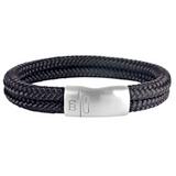 Lake Rope Bracelet - black