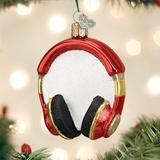 Headphones ornament