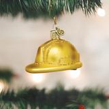 Construction Helmet ornament