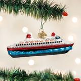 Cruise Ship ornament