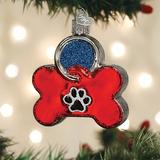 Dog Tag ornament