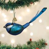Fairy Wren ornament