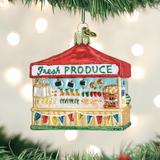 Farmer's Market Stand ornament