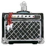 Guitar Amp ornament