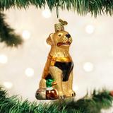 Hunting Dog ornament