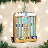 Croquet Set ornament