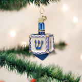 Dreidel ornament