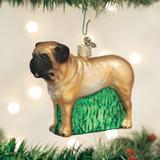 English Mastiff ornament3