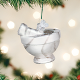 Mortar & Pestle ornament