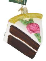 Piece of Cake ornament