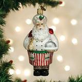 Santa Chef ornament