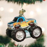 Toy Monster Truck ornament