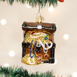 Treasure Chest ornament