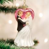 Wedding Dancers ornament