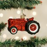 Old Farm Tractor Ornament