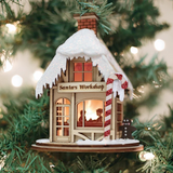 Ginger Cottages - Santa's Workshop