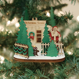 Ginger Cottages - Christmas Tree Lot